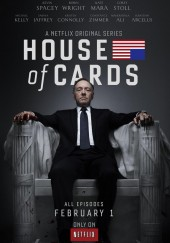 Poster de House of Cards