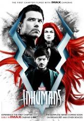Poster de Inhumans