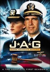 Poster de JAG: Alerta roja