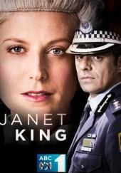 Poster de Janet King (TV)