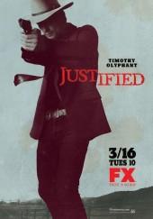 Poster de Justified: la ley de Raylan