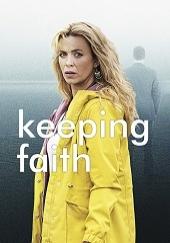 Poster de Keeping faith