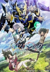 Poster de Knights and Magic
