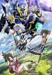 Poster de Knights and Magic