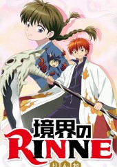 Poster de Kyoukai no Rinne