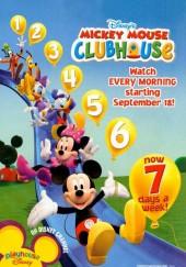 Poster de La casa de Mickey Mouse