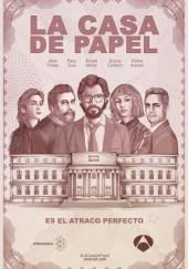 Poster de La casa de papel