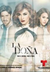 Poster de La Doña