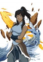 Poster de La leyenda de Korra
