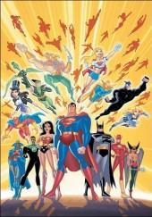 Poster de La liga de la justicia
