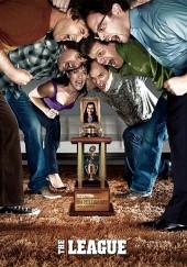 Poster de La liga fantástica