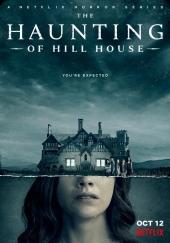 Poster de La maldición de Hill House