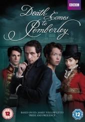 Poster de La muerte llega a Pemberley (TV)
