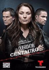 Poster de La querida del Centauro