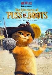 Poster de Las aventuras del Gato con Botas