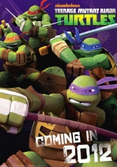 Poster de Las tortugas ninja