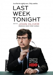 Poster de Last Week Tonight with John Oliver