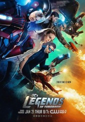 Poster de Legends of Tomorrow