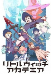 Poster de Little Witch Academia