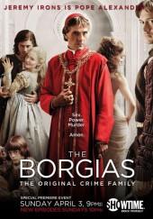 Poster de Los Borgia