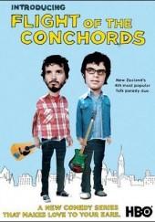 Poster de Los Conchords (Flight of the Conchords)