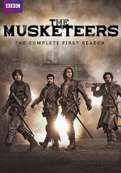 Poster de Los mosqueteros