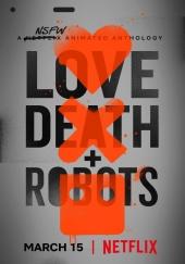 Poster de Love Death y Robots