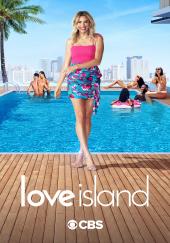 Poster de love island USA