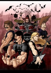 Poster de Metalocalypse
