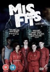 Poster de Misfits (Inadaptados)