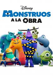 Poster de Monstruos a la obra