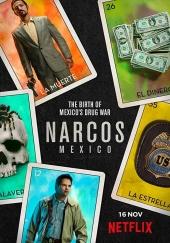 Poster de Narcos: México