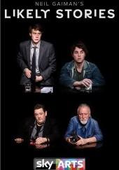 Poster de Neil Gaiman's Likely Stories
