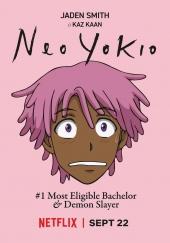 Poster de Neo Yokio