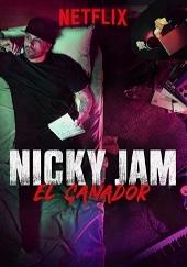 Poster de Nicky Jam El Ganador