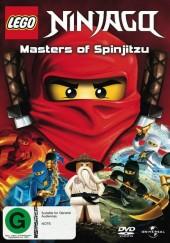 Poster de Ninjago: Maestros del Spinjitzu (TV)