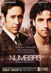 Poster de Numb3rs