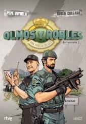 Poster de Olmos y Robles, una pareja de ley