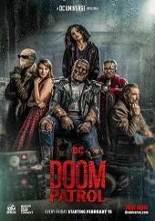 Poster de Patrulla Condenada (Doom Patrol)