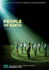 Poster de People of Earth