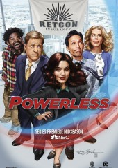 Poster de Powerless