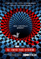 Poster de Q, en el ojo del huracán