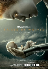 Poster de Raised by Wolves