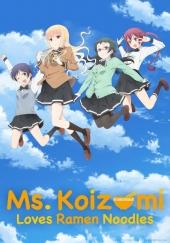 Poster de Ramen Daisuki Koizumi-san