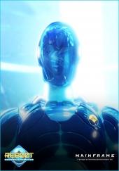 Poster de ReBoot: El código guardián