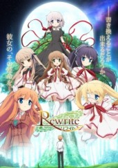 Poster de Rewrite