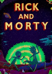 Poster de Rick y Morty