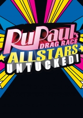 Poster de RuPauls Drag Race All Stars Untucked