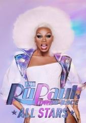 Poster de RuPauls Drag Race All Stars