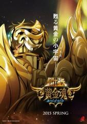 Poster de Saint Seiya: Soul of Gold